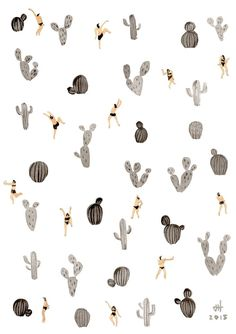 black and white desert - Joanne Ho