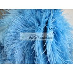 Sky Blue BABY BLUE SKY BLUE Ostrich Feathers Wholesale BULK DISCOUNT CHEAP 10-12 inch 12 Pieces Wedding Centerpieces and Crafts
