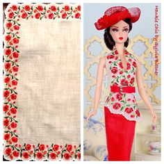 Poppy Red by HankieChic. Save 10% off any Hankie Chic fashion with coupon code Sale4U.