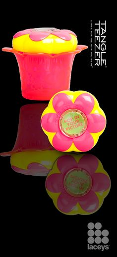 Laceys Hair and Beauty Suppies - Reading Tangle Teezer - Flower Pot