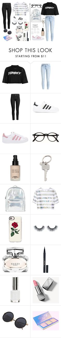 """Untitled #218"" by emilija-898 ❤ liked on Polyvore featuring beauty, Tommy Hilfiger, Levi's, adidas, adidas Originals, Bobbi Brown Cosmetics, Paul Smith, Accessorize, Jonathan Saunders and Casetify"