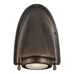 Grant Small Sconce in Bronze - Wall Lamps / Sconces - Lighting - Products - Ralph Lauren Home - RalphLaurenHome.com