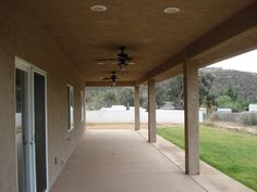covered back porch backyard ideas Pinterest Porch Porch