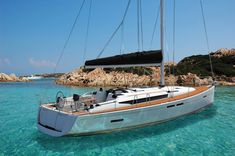 Jeanneau Sun Odyssey 439 - Lenght:13.3 m - Type:Sailing Boat - Daytime capacity:10 people