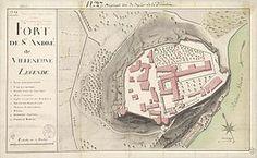 Fort Saint-André (Villeneuve-lès-Avignon) - Wikipedia, the free encyclopedia