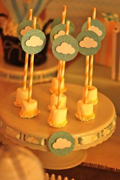 Poppy Event Design - Hot Air Balloon 1st Birthday