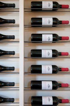 wine storage + display