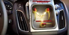 Live your 'Back to the Future' dreams with Ford's $1.21M flux capacitor !   GeekyWeby