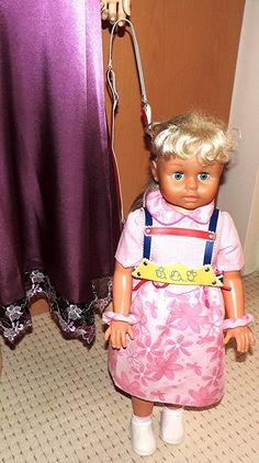 harness doll