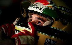 Ayrton Senna da Silva (BRA) (Honda Marlboro McLaren), McLaren MP4/5