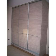 #closet #sliding #3doors #laminate #eltop #oak #grey Divider, Grey, Room, Closet, Furniture, Home Decor, Gray, Bedroom, Armoire