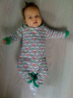 Tante Marijke, jumpsuit (met gratis patroon)