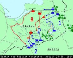 WWI Centennial: Annihilation at Tannenberg | Mental Floss UK