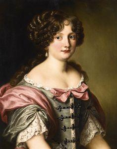 Jacob Ferdinand Voet, Anna Maria Carpegna Naro, 1670s