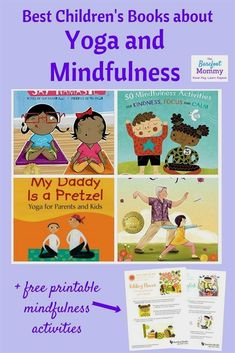 Yoga For Kids Best Childrens Books About And Mindfulness