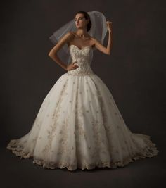 This will be my wedding gown..added some twist