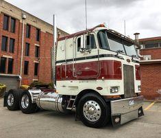 Millions of Semi Trucks Big Rig Trucks, New Trucks, Custom Trucks, Lifted Trucks, Cool Trucks, Train Truck, Road Train, Peterbilt 379, Peterbilt Trucks