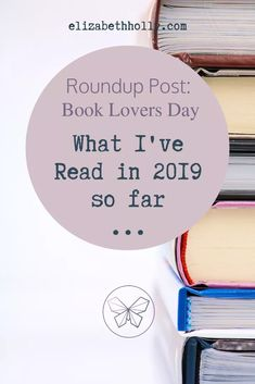 Check out my Roundup Post for Book Lovers Day! What I've Read in 2019 so far . and what's on my list next. Reading Goals, I Love Reading, Love Book, Lovers Day, Book Lovers Gifts, Feel Good Books, Books To Read, Furiously Happy, Tv Series On Netflix