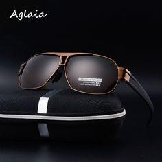48f3a185904e4 oculos phone cases Polarized sunglasses men sunglasses metal rectangular  mirror crime polariscope oculos de sol feminino