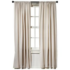 ready-made to just add trim for some spunk. These also got great reviews. Target Home™ Farrah Window Panel