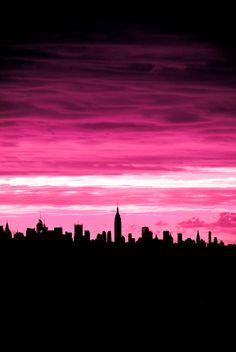 Pink New York City