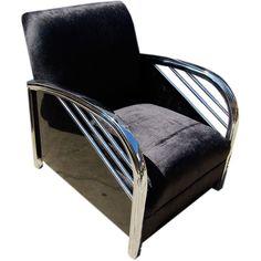 Norman Bel Geddes Lounge Chair