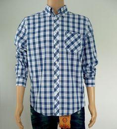 Check out Ben Sherman Men's Long Sleeve Shirt Checked Size Medium #BenSherman #ButtonFront http://cgi.ebay.com.au/ws/eBayISAPI.dll?ViewItem&item=162696508539&roken=cUgayN&soutkn=7zLci3 via @eBay