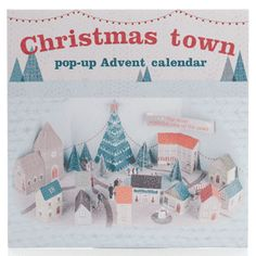 Pop up #advent #calendar from Marks and Spencers