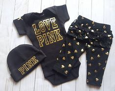 Baby Girl Clothes Boho, Newborn Girl Coming Home Outfit, Newborn Girl Gift, Take Home Outfit Girl, Boho Newborn Outfit Oh Deer I'm Here – Cute Adorable Baby Outfits Baby Outfits, Newborn Girl Outfits, Pink Outfits, Baby Girl Newborn, Toddler Outfits, Newborn Boy Clothes, Babies Clothes, Baby Boy, Fashion Kids