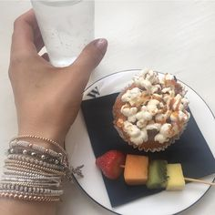Treat your sweet tooth while wearing your Annie Haak stack!