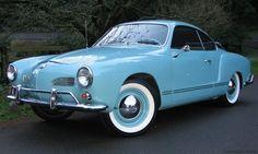 Karmen Ghia, my someday car...