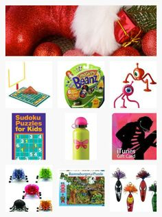Favorite Stocking Stuffers for Kids