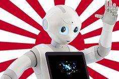 Softbank a confié à Aldebaran la conception de son robot Pepper