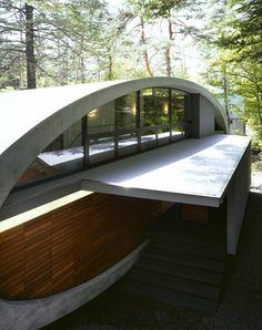 Shell House, Kitasaku District, 2008 - Artechnic, Kotaro Ide