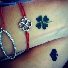 Four+Leaf+Clover+Tattoos+(25)