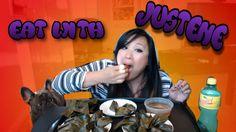 Vietnamese food - Banh bot loc | mukbang (ASMR)