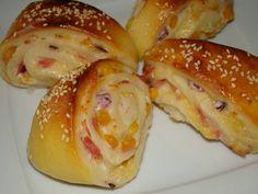 sütnijó! – Kipróbált sütemény receptek Hungarian Recipes, Hungarian Food, Doughnut, Recipies, Food And Drink, Pizza, Snacks, Baking, Breakfast