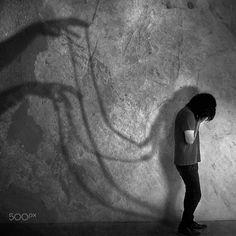 Puppet String | Self-portrait by Mahdi Safari