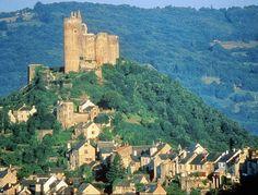 Vacances dans l'Aveyron - Najac                                                                                                                                                                                 More