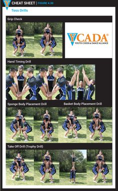 college cheerleading pyramids instruction booklet cheerwiz cheerleading instruction booklets book 4 english edition