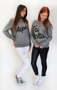 Sorority Baller Pullover | dormify.com | the perfect gift for your little!