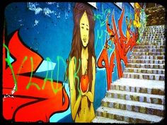 Nikos Pouliadis - Google+ - #graffiti   #thessaloniki   #Greece