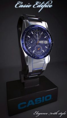 Casio Edifice - My watch