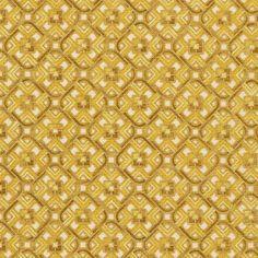 Robert Kaufman Fabrics: SRKM-15836-133 GOLD from Grand Majolica