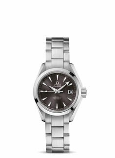 OMEGA Ladies Watch, Seamaster Aqua Terra Automatic (as seen on Skyfall). its beautiful