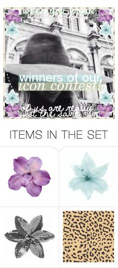 """☼; ONE YEAR ICON CONTEST WINNERS"" by ocean-clique-xo ❤ liked on Polyvore featuring art, claudiasicons and oceanoneyearcontest"