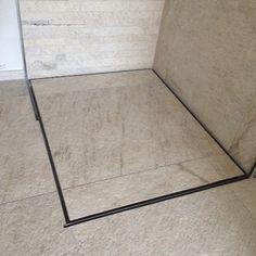 Piatto doccia filo pavimento p dreno su misura rettangolare pentagonale curvo piatto doccia - Box doccia pentagonale ...