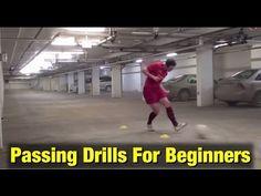 Soccer Passing Drills For Beginners