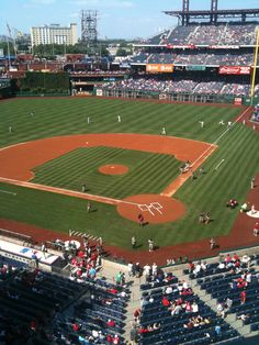 Philadelphia Phillies Game at Citizens Bank Park