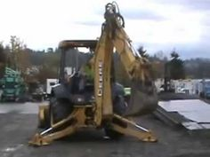 """$28000, 2006 John Deere 310G Backhoe. JOHN DEERE 310G 2006 *55082 Please call if you have questions # 847-364-4646 Ask for Stephanie *Manufacturer: John Deere *Model: 310G *Cab Type: ROPS *Serial Number: T0310GX955082 *Air Conditioning: No *Year: 2006 *Bucket Type & Capacity (FRONT): General purpose Loader 82 inch *Hour Meter: 1997 *Bucket Type & Capacity (REAR): digging 16"""" *Tire Size: 305/70/16.5 front *Engine Manufacturer & Model: John Deere 4045T"""